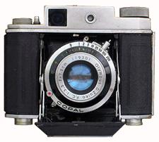 Olympus Chrome Six IVA. 1954 - Rare d67181887fdb